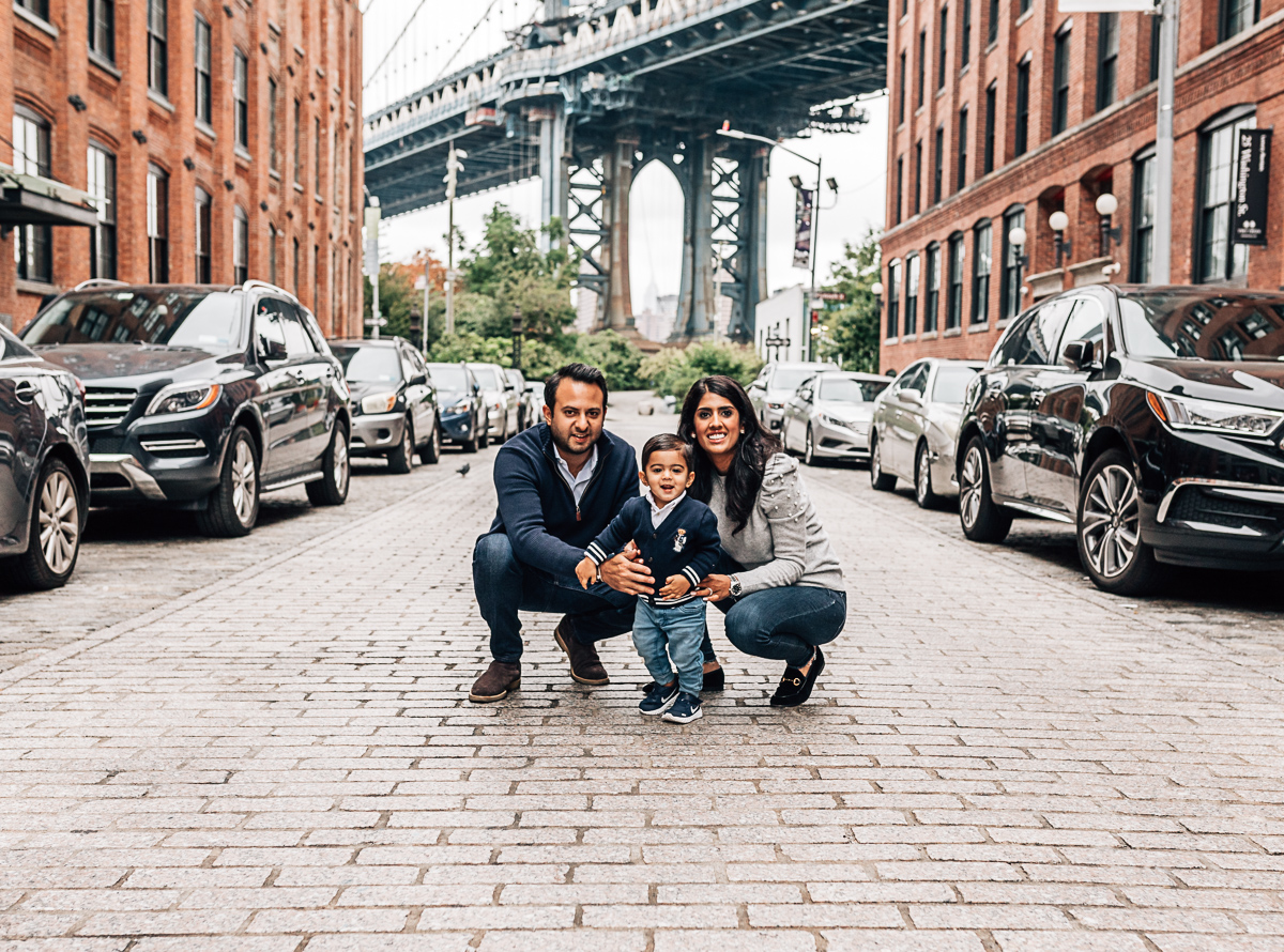 dumbo new york family photo session 4109