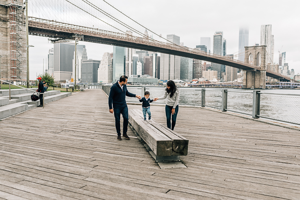 dumbo new york family photo session 4524 1